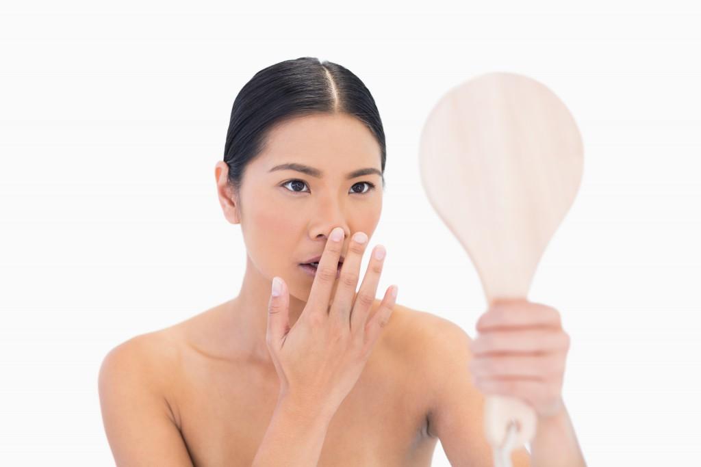 鼻先形成のダウンタイム